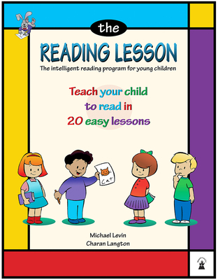 The Reading Lesson: Teach Your Child to Read in 20 Easy Lessons Cover Image