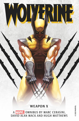Cover for Marvel Classic Novels - Wolverine