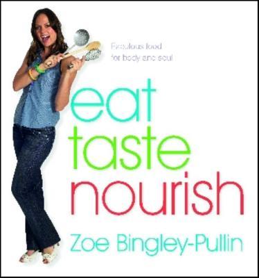 Eat Taste Nourish Cover