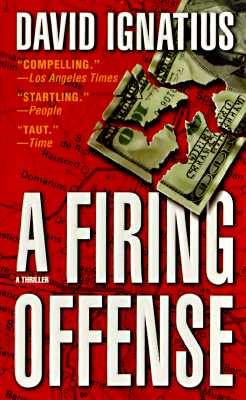 A Firing Offense Cover Image
