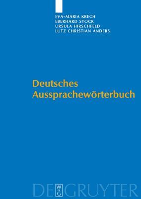 Deutsches Ausspracheworterbuch [With DVD] = German Pronunciation Dictionary Cover Image