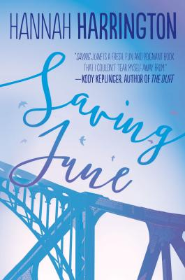 Cover for Saving June (Harlequin Teen)