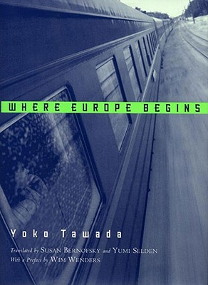 Where Europe Begins: Stories Cover Image