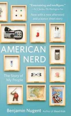 American Nerd Cover