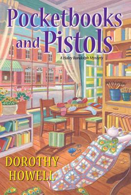 Pocketbooks and Pistols (A Haley Randolph Mystery #9) Cover Image