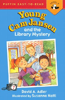 Young Cam Jansen and the Library Mystery Cover Image