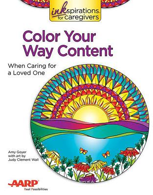 Cover for Inkspirations Color Your Way Content