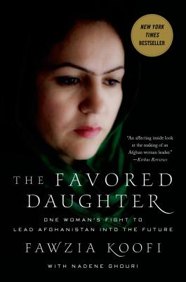 The Favored Daughter Cover