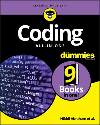 Coding All-In-One for Dummies (For Dummies (Computers)) Cover Image