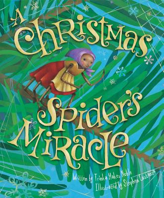 The Christmas Spider's Miracle Cover