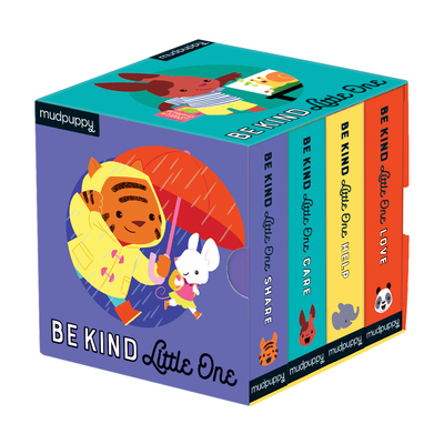 Be Kind Little One Board Book Set Cover Image