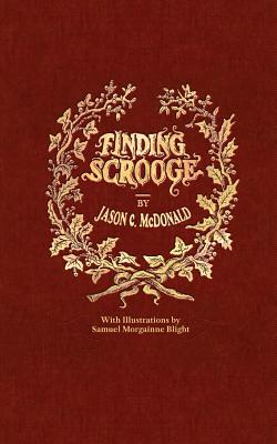 Cover for Finding Scrooge