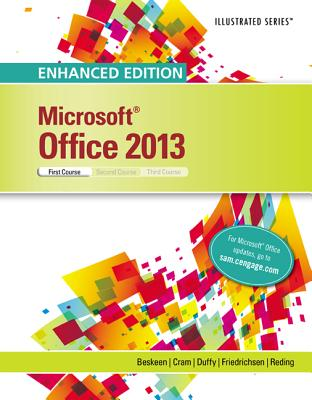 Enhanced Microsoft Office 2013: Illustrated Introductory, First Course Cover Image