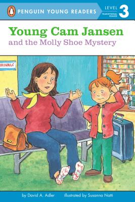 Young Cam Jansen and the Molly Shoe Mystery Cover Image
