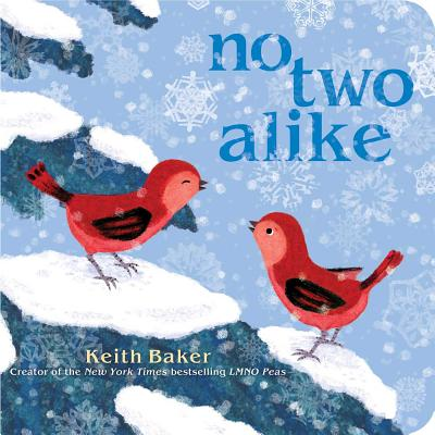 No Two Alike (Classic Board Books) Cover Image