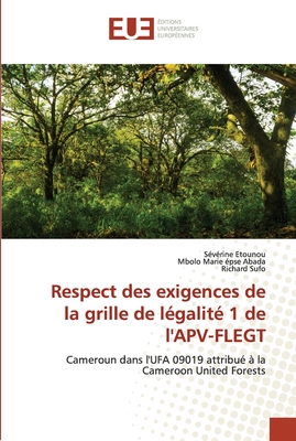 Respect des exigences de la grille de légalité 1 de l'APV-FLEGT Cover Image