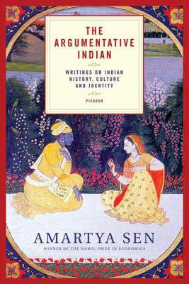 The Argumentative Indian: Writings on Indian History, Culture and Identity Cover Image