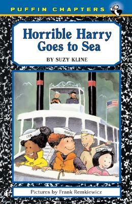 Horrible Harry Goes to Sea Cover Image
