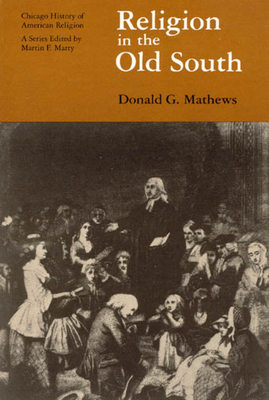 Religion in the Old South Cover