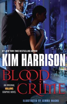 Blood Crime Cover