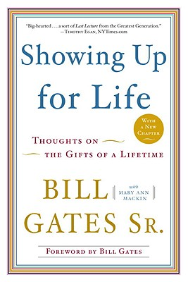 Showing Up for Life: Thoughts on the Gifts of a Lifetime Cover Image