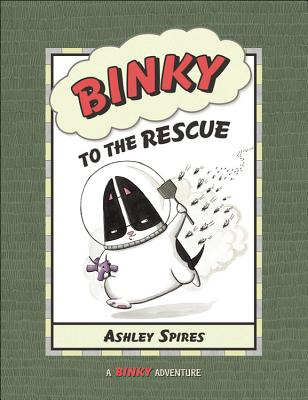 Binky to the Rescue Cover