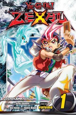 Yu-Gi-Oh! Zexal, Volume 1 Cover