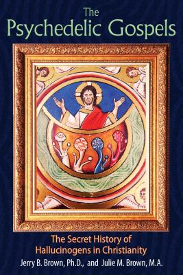 The Psychedelic Gospels Cover