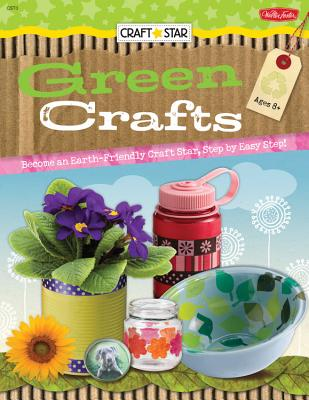 Green Crafts Cover