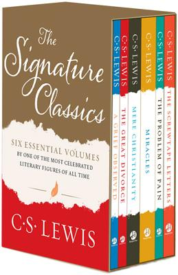 C. S. Lewis Signature Classics (Boxed Set) Cover