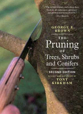 The Pruning of Trees, Shrubs and Conifers Cover