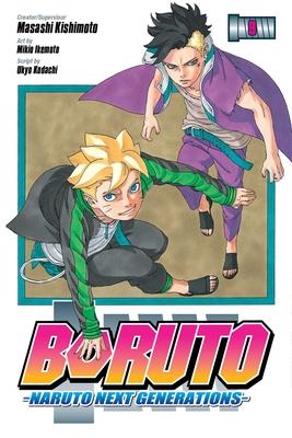 Boruto: Naruto Next Generations, Vol. 9 Cover Image