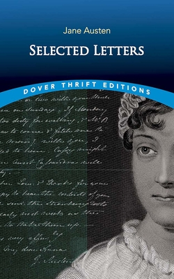 Selected Letters (Dover Thrift Editions) Cover Image