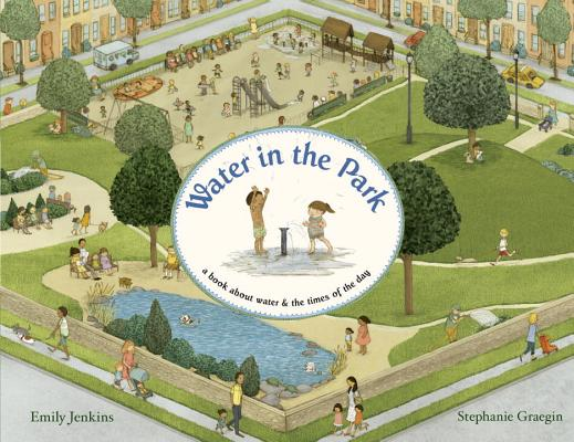Water in the Park Cover