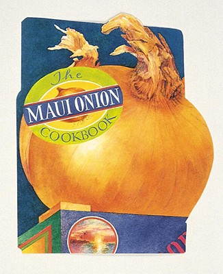 Maui Onion Cookbook Cover