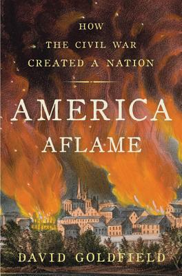 America Aflame Cover