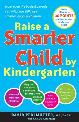 Raise a Smarter Child by Kindergarten Cover