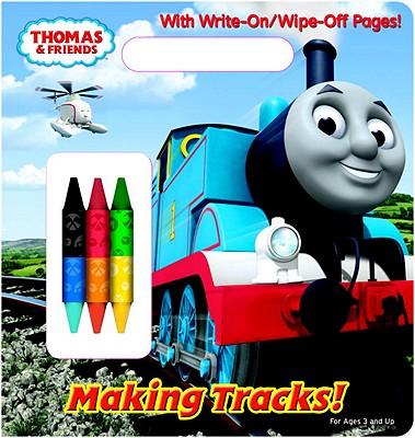 Making Tracks! (Thomas & Friends) Cover