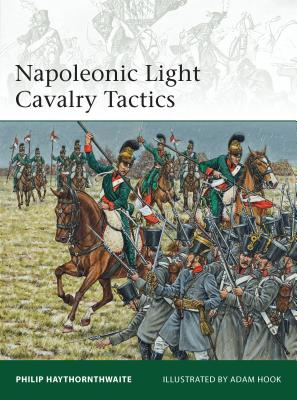Napoleonic Light Cavalry Tactics Cover