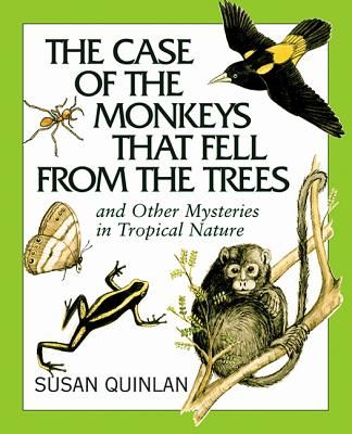 The Case of the Monkeys That Fell from the Trees Cover