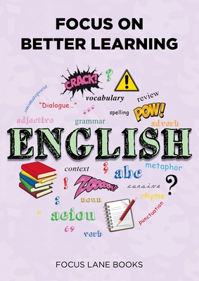 Focus on Better Learning: English Cover Image