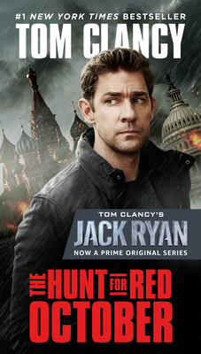 The Hunt for Red October (Movie Tie-In) (A Jack Ryan Novel #1) Cover Image