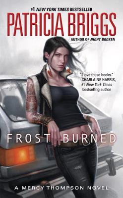 Frost Burned (A Mercy Thompson Novel #7) Cover Image