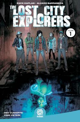The Lost City Explorers, Vol 1 Cover Image