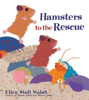 Hamsters to the Rescue Cover