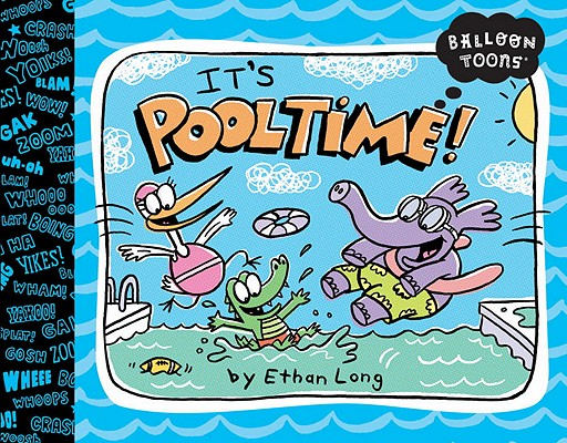 Pooltime Cover