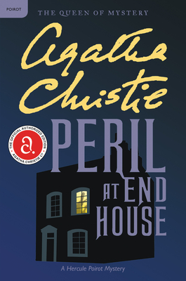 Peril at End House: A Hercule Poirot Mystery (Hercule Poirot Mysteries #8) Cover Image