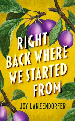 Right Back Where We Started From Cover Image
