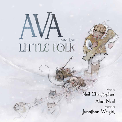 Ava and the Little Folk Cover