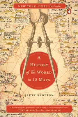 A History of the World in 12 Maps Cover Image